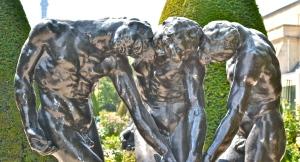 The Three Shades, Rodin Paris